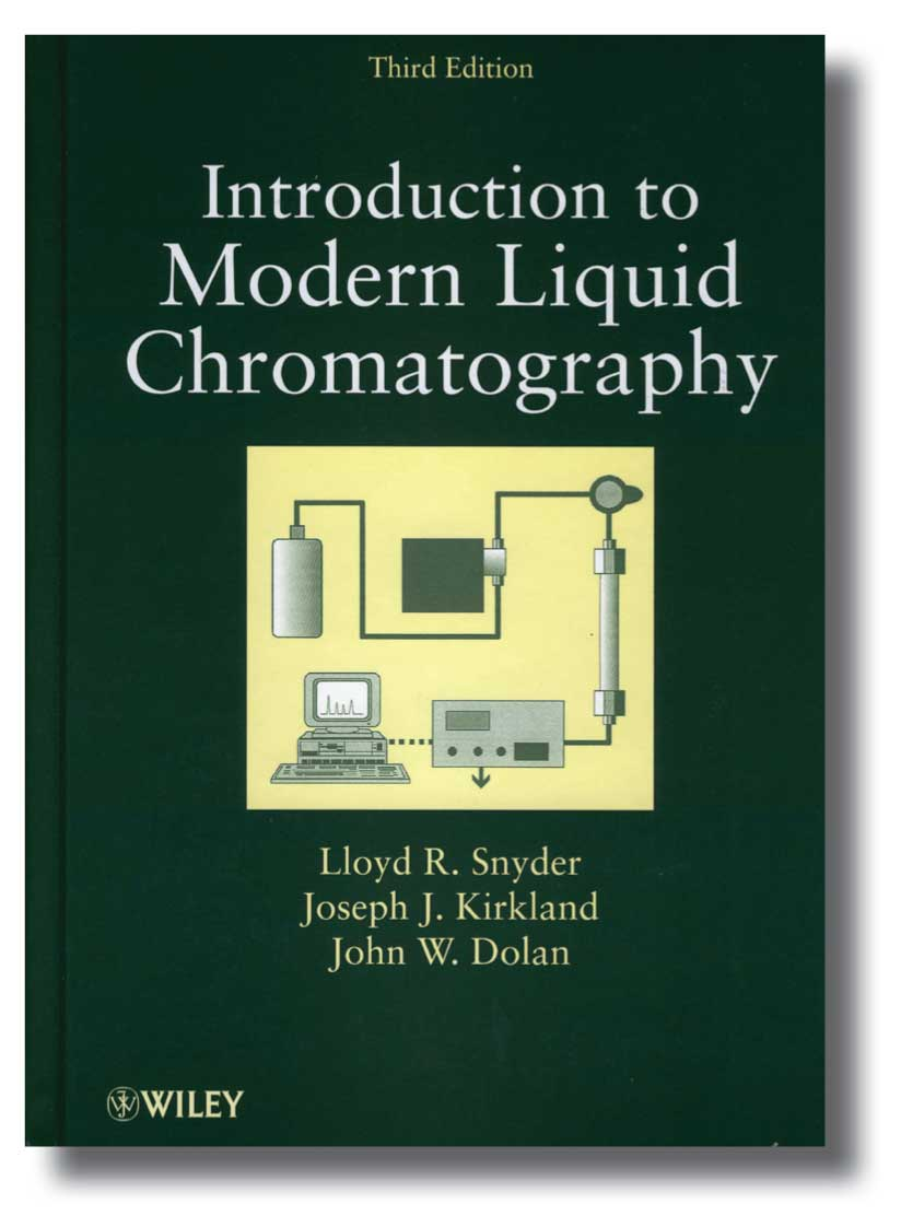 "HPLC Solutions #18: My Favourite Things, #1: ""Introduction to Modern Liquid Chromatography"" 3rd Edition"