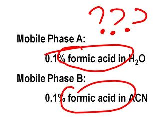 HPLC Solutions #64: Why Acid?