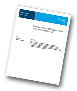Agilent-forensic-analysis-of-drugs-of-abuse