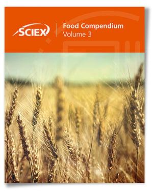 SCIEX Food Compendium Volume 3