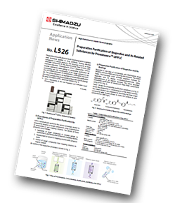 Shimadzu-preparative-purification-of-ibuprofen