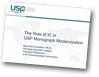 The Role of Ion Chromatography in the USP Monograph Modernization Initiative