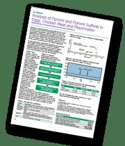analysis of fipronil in eggs