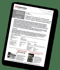 Shimadzu-analysis-of-VOC-and-SVOC-emissions