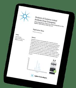 Agilent-cysteine-linked-ADC