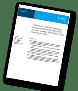 Agilent-multiresidue-pesticides-screening-and-quantitation