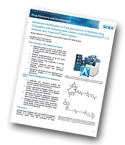 SCIEX-metabolite-identification-of-payload-species