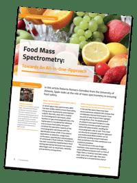 Food_Mass_Spectrometry