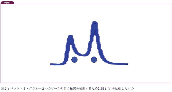 イオン化合物では2つのピークが得られるのですか?-2